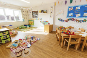 Inside the Nursery Unit